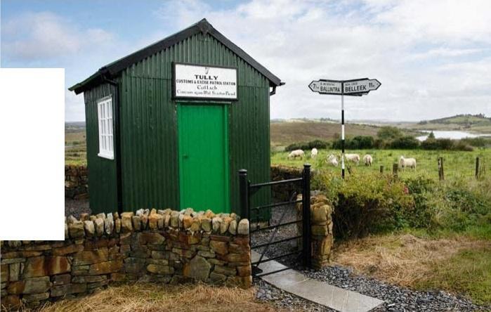 De notre envoyée spéciale sur la frontière irlandaise Caroline Fontaine,Caroline Fontaine@FontaineCaro