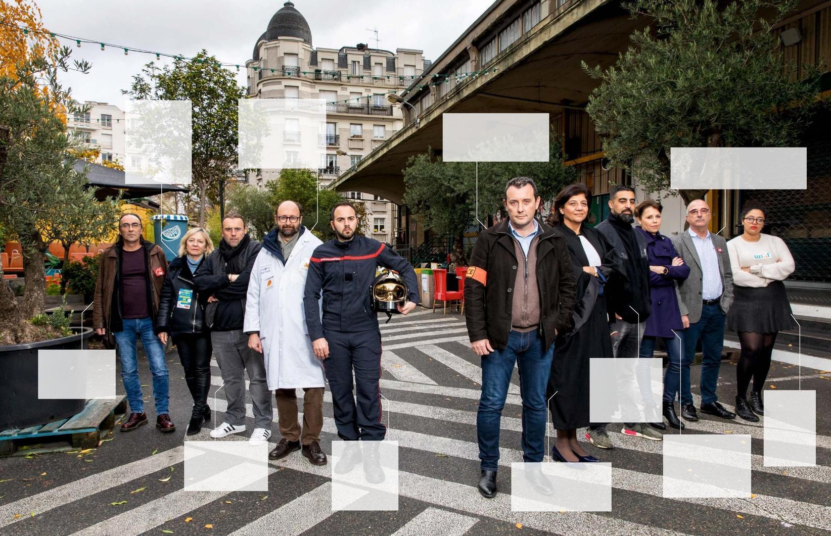 Photos Ilan Deutsch Reportage Caroline Fontaine et Mariana Grépinet