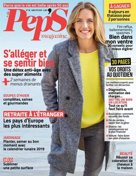Edition du 10 Déc. 2018