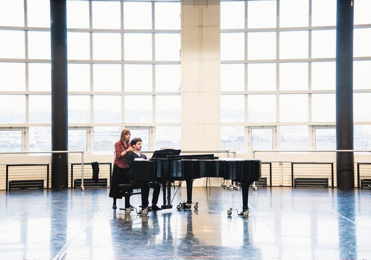 Par Lou Heliot, photos d'Alexandre Isard pour Pianiste.