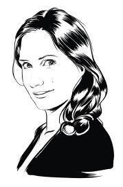 Elsa Fottorino, rédactrice en chef