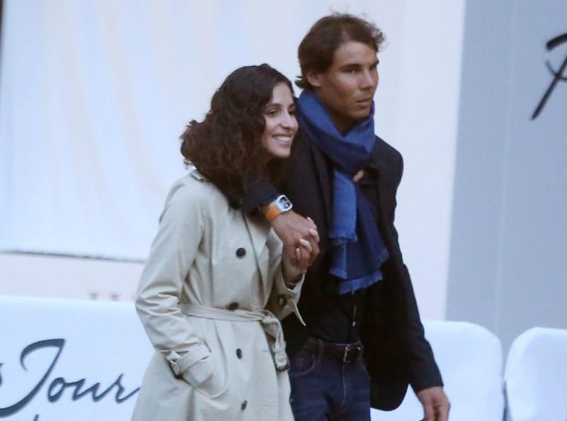 Rafael Nadal en route vers le mariage !