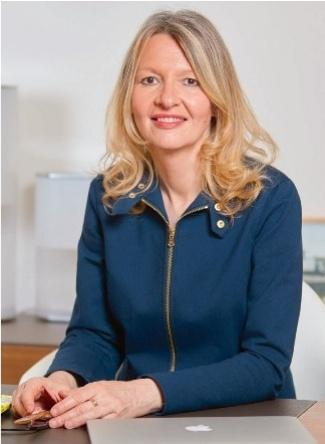 Aline Perraudin,Directrice de la rédaction