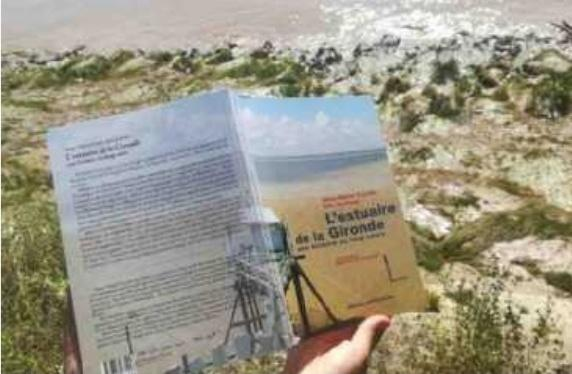 Xavier Sota,« L'Estuaire de la Gironde. Une histoire au long cours ». Anne-Marie Cocula, Éric Audinet.Éditions Confluences.25 euros.