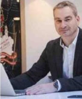 Nicolas César,(1) Un asset manager est un gestionnaire d'actifs immobiliers. (2) Soit une start-up qui tend à réinventer la finance grâce aux technologies.