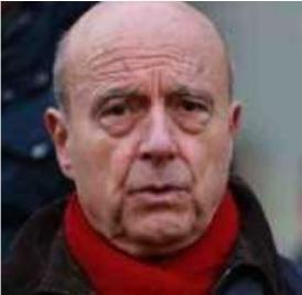Alain Juppé,Maire de Bordeaux