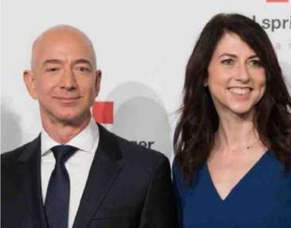 L'impact du divorce du patron d'Amazon, Jeff Bezos, de son épouse MacKenzie reste, pour l'heure, inconnu. PHOTO ARCHIVES J. C./AFP