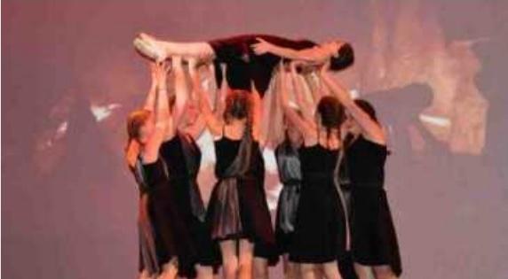 Marie-Françoise Jay,l'EMA propose des cours de musique, danse, théâtre... pour tous les goûts et tous les âges. ARCHIVES MARIE-FRANÇOISE JAY