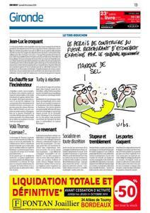 Ffcc Calendrier 2020.Sud Ouest Bordeaux Agglo Edition Du 19 Oct 2019 Sfr