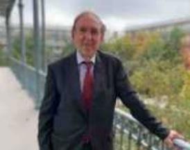 Michel Dubarry,Président de la Fondation Bordeaux Université