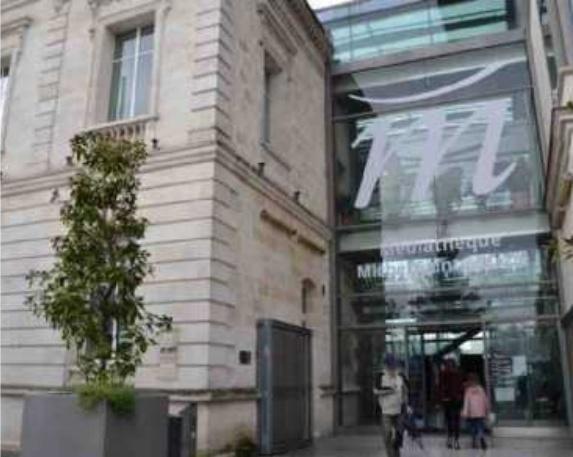 Michèle Ganet,Tout le programme sur www.mediatheque.merignac.com