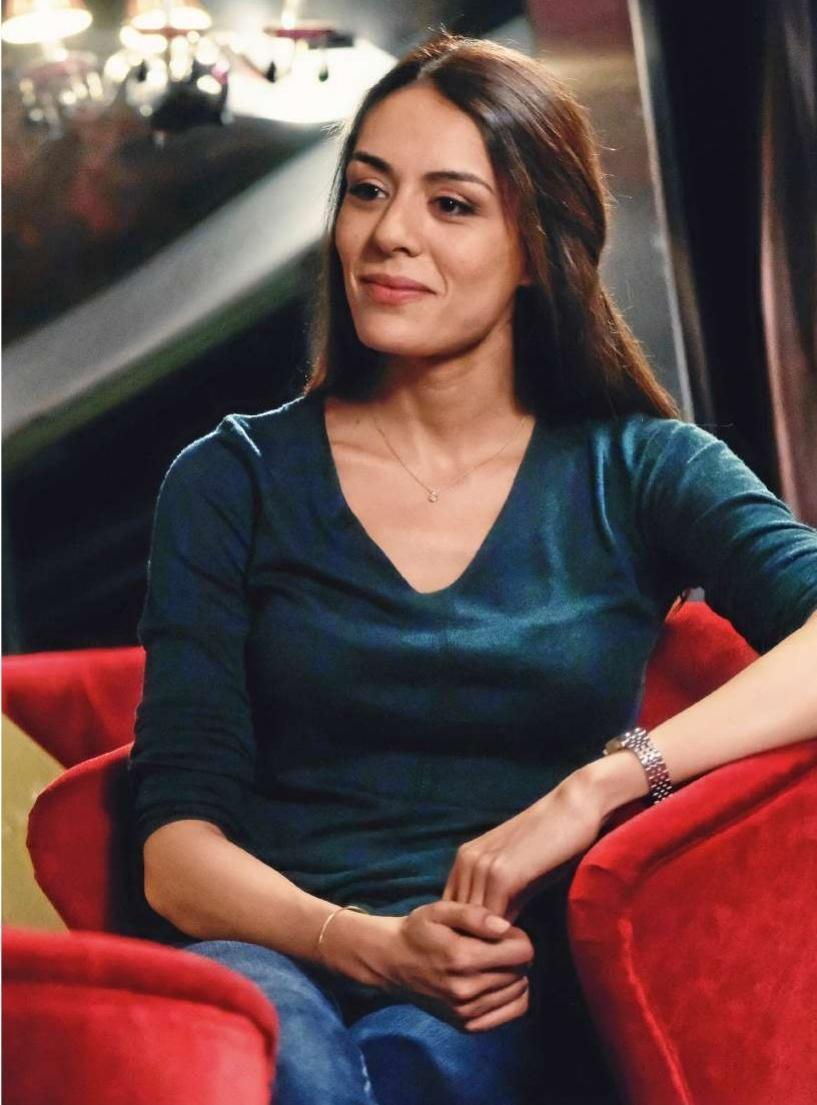 Interview Adeline Quittot