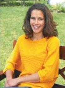 Interview Caty Dewanckèle,➜ Aller jusqu'au bout (Flammarion).
