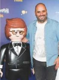 Interview Julien Barcilon,« Playmobil, le film, de Lino DiSalvo, actuellement en salles.