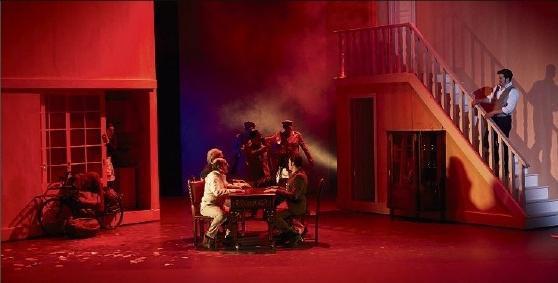 Le Barbier de Séville, de Rossini, à l'ppéra deToulon. Vendredi 28 décembre à 20 h; dimanche 30,à 14h30;mardi 31,à 20 h. Rens.operadetoulon.fr Billetterie: 04.94.92.70.78.