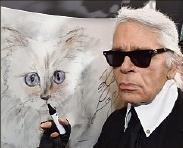 Pour Bernard Arnault, patron de LVMH, « la mode et la culture perdent un grand inspirateur ».