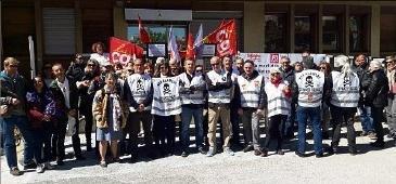 Les Agents Des Finances Publiques Mobilises Sfr Presse