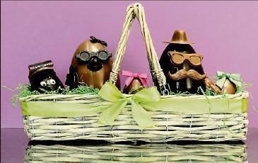 A. R.,Chocolaterie Cocass, rond-point de la Bigue, 1, avenue Jean-Marie Tortel. Horaires :vendredi et samedi de 10h à 19h.. Tarif : 46 € pour la famille œuf.