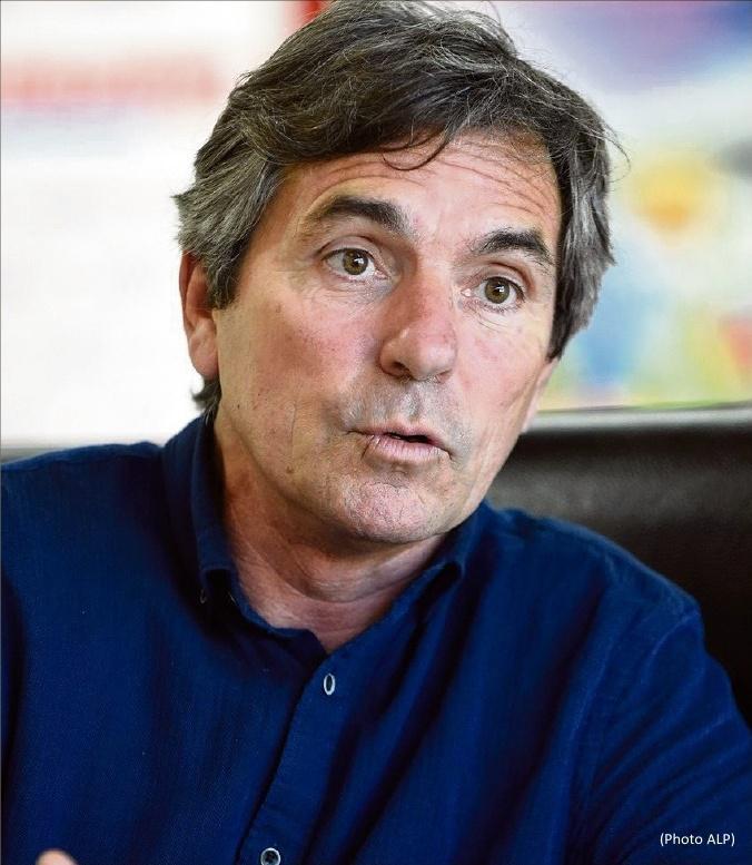 PROPOS RECUEILLIS PAR SAMUEL RIBOT (Agence locale de presse)