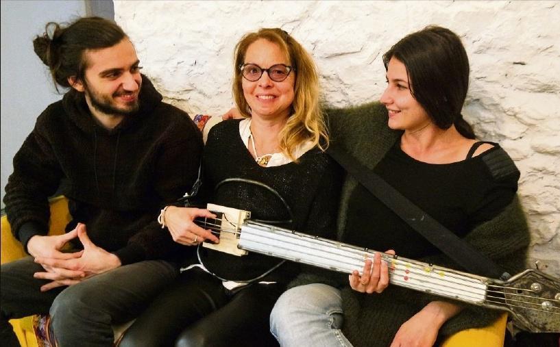 JEAN-MARC VINCENTI jmvincenti@nicematin.fr,(1) Sandra Felgueiras a obtenu une bourse