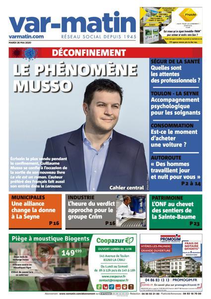 Edition du 26 Mai 2020