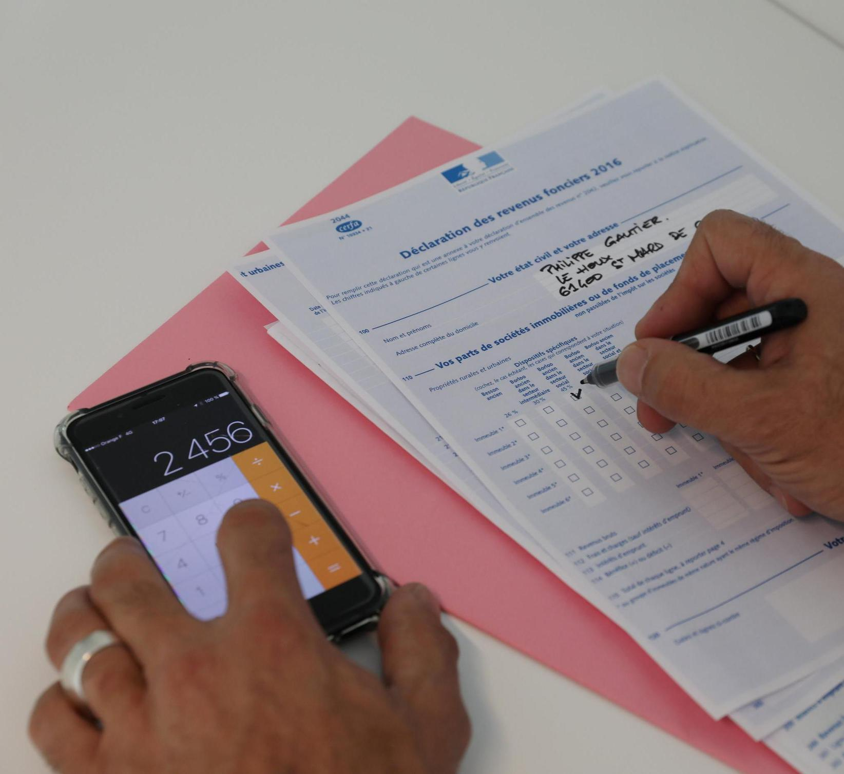 Hausse De La Csg Les Revenus Fonciers Impactes Lirelactu