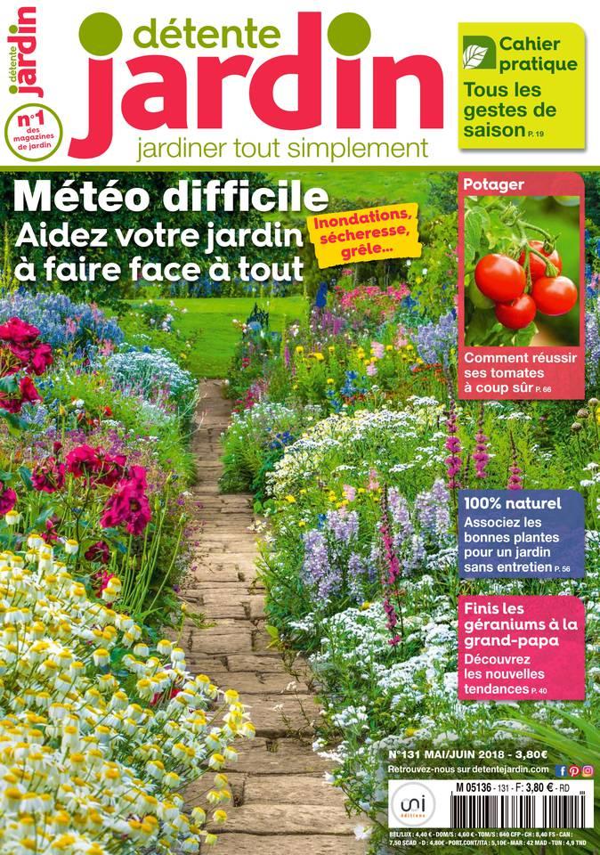 Abonnement Détente Jardin Pas Cher avec le BOUQUET ePresse.fr