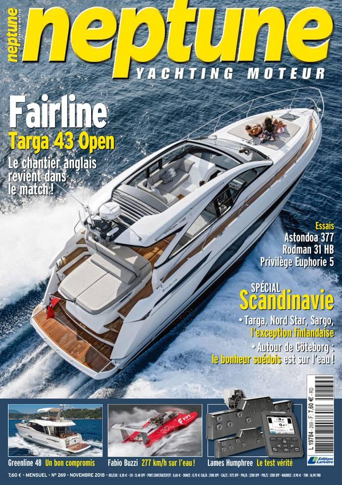 Neptune Yachting du 31 octobre 2018