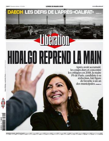 Libération - 25/03/2019  