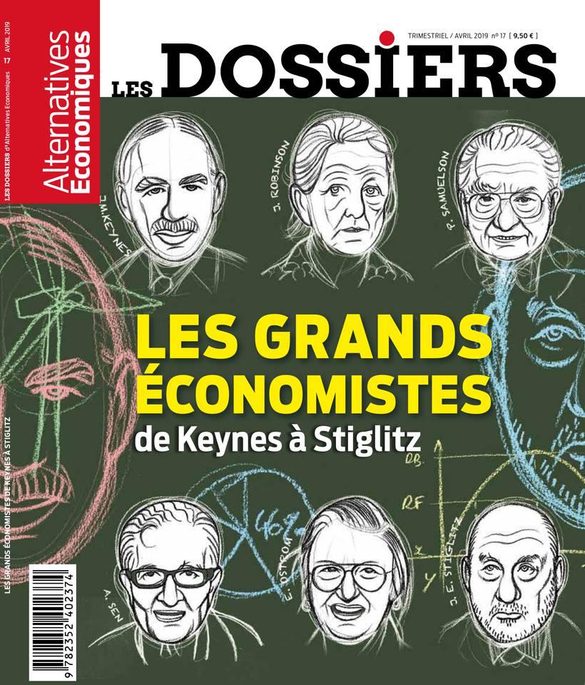 Abonnement Les Dossiers d'Alternatives Économiques avec ePresse