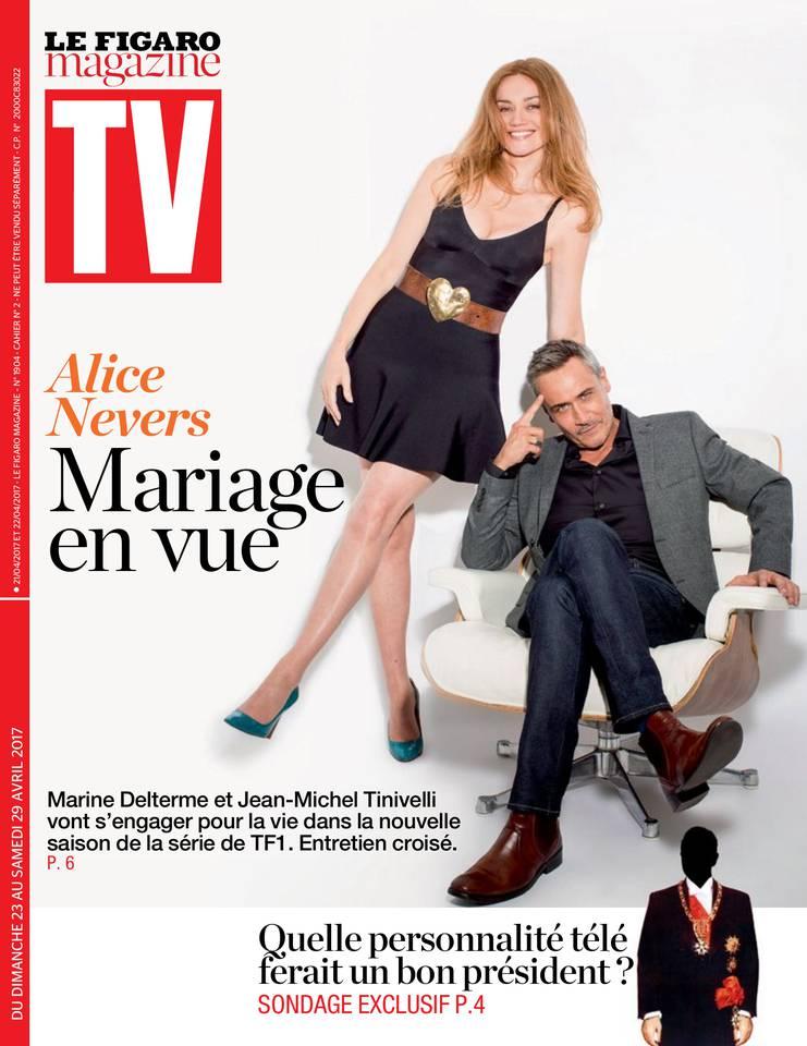 TV Magazine du 23 avril 2017 à télécharger sur iPad