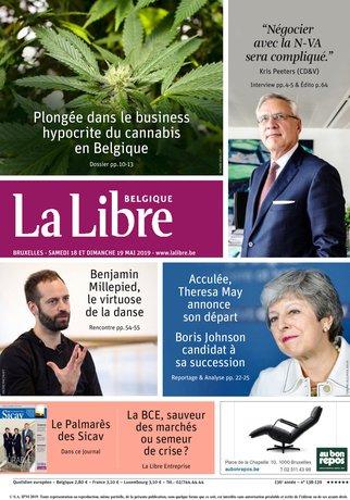 La Libre Belgique - 18/05/2019 |
