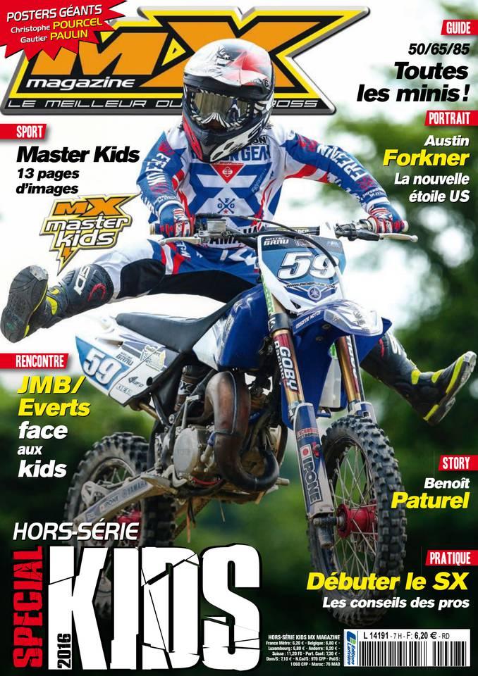 MX Magazine Hors-Série du 01 juillet 2016