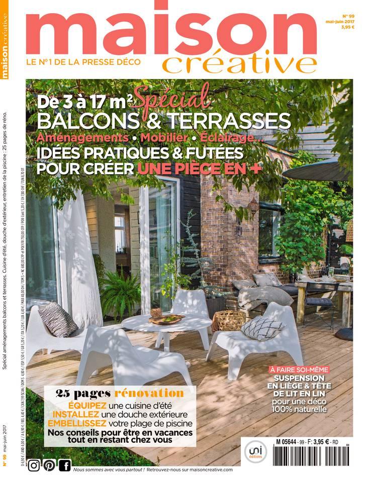 Abonnement Maison Créative Pas Cher avec le BOUQUET ePresse.fr