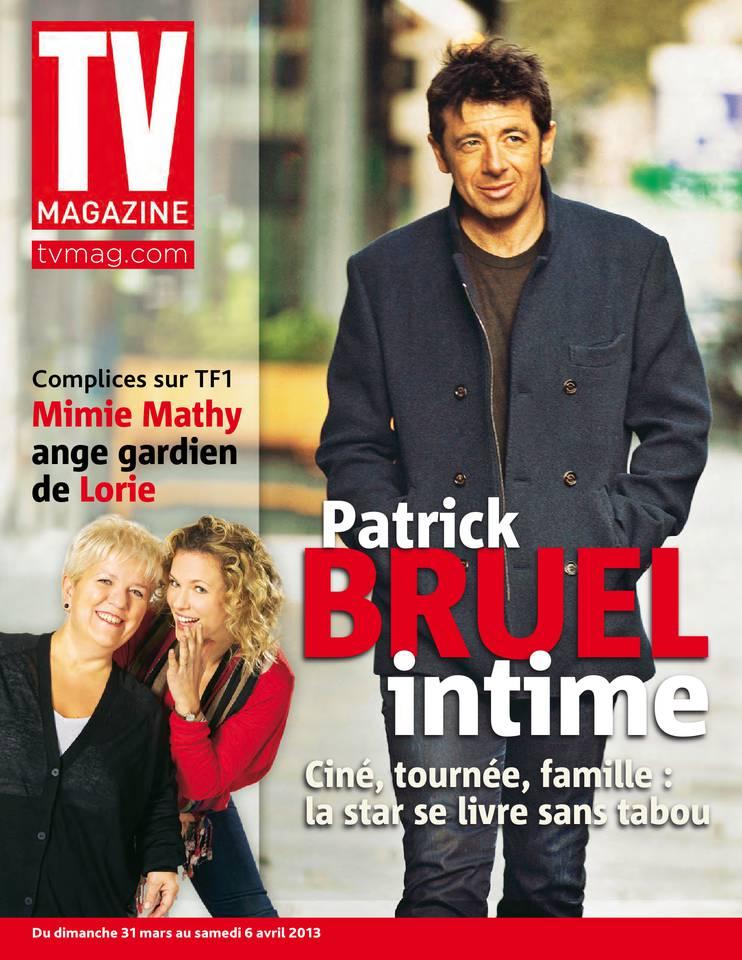TV Magazine du 31 mars 2013 à télécharger sur iPad