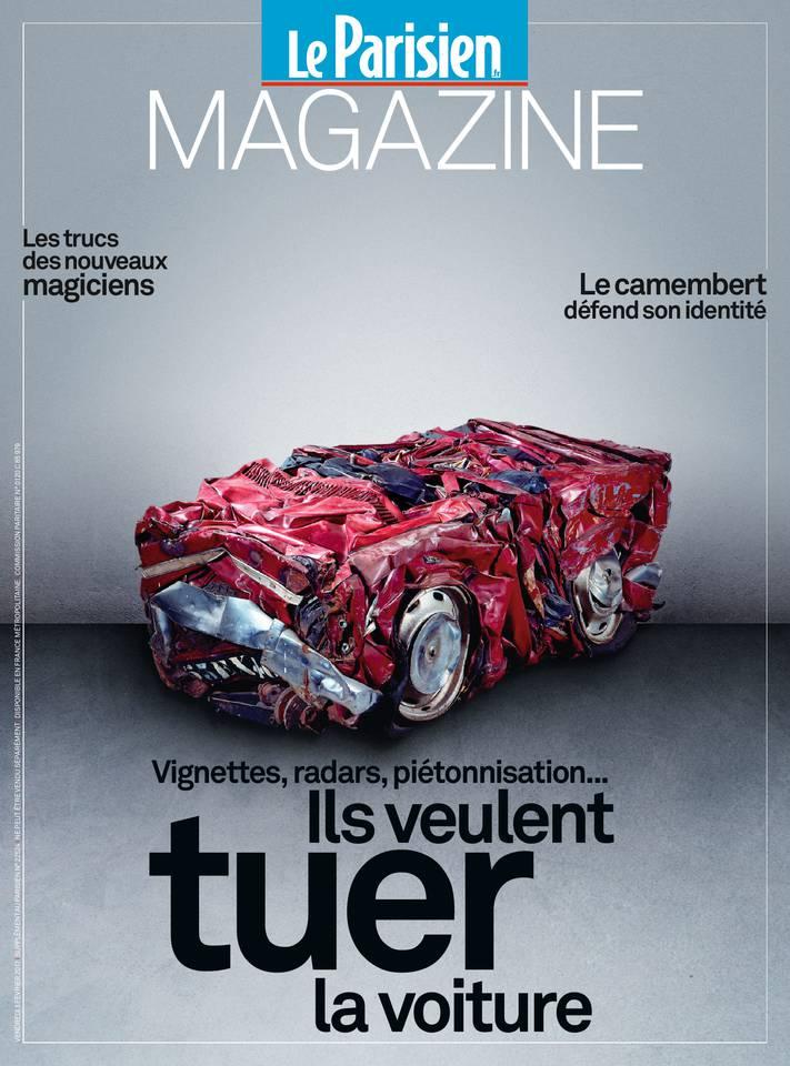 Le Parisien Magazine du 03 février 2017 à télécharger sur iPad