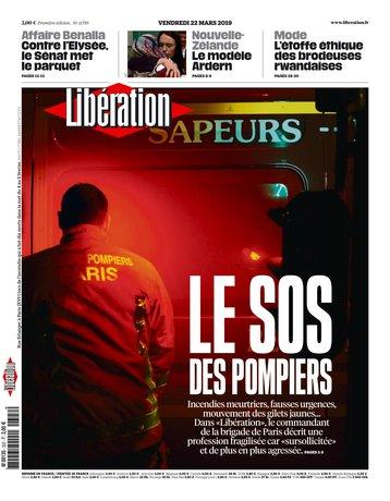 Libération - 22/03/2019 |