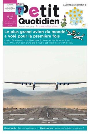 Le Petit Quotidien - 5887 |