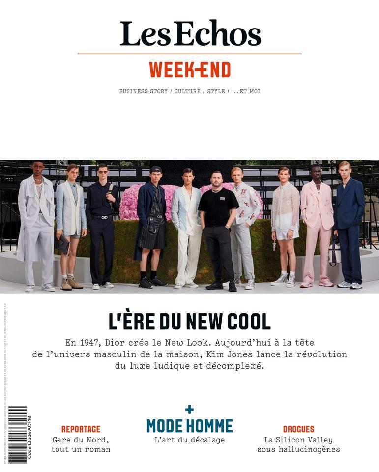 Les Echos Weekend du 05 avril 2019 à télécharger sur iPad