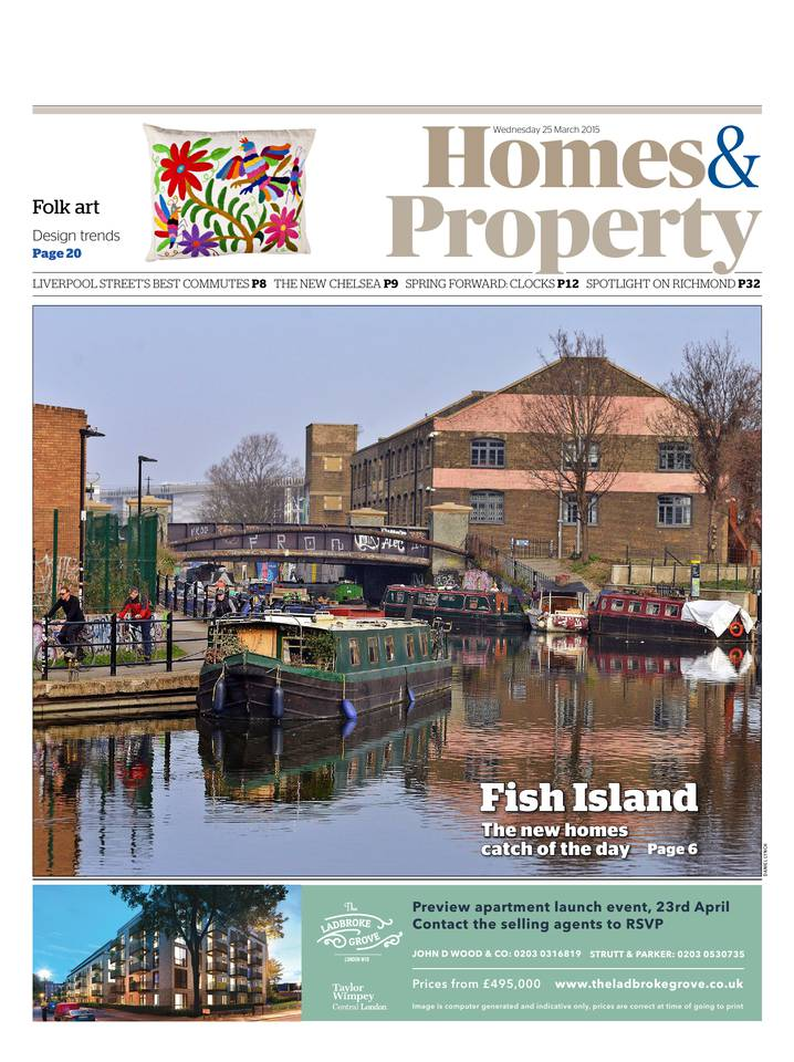 Homes & Property - 25/03/2015 |