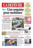 La Dépêche du Midi  - 16/03/2015 |