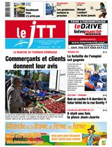 Une - Le Journal Tournon-Tain 24 avril 2014