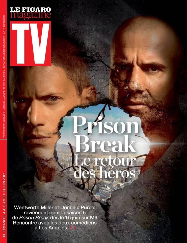 TV Magazine du 04 juin 2017 à télécharger sur iPad