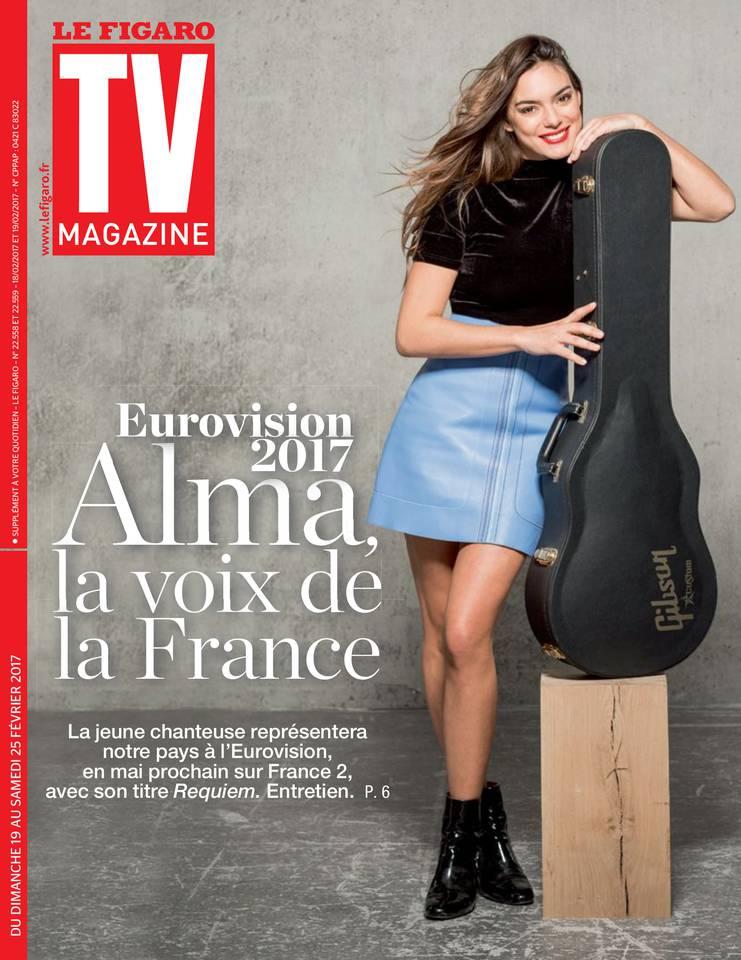 TV Magazine du 19 février 2017 à télécharger sur iPad