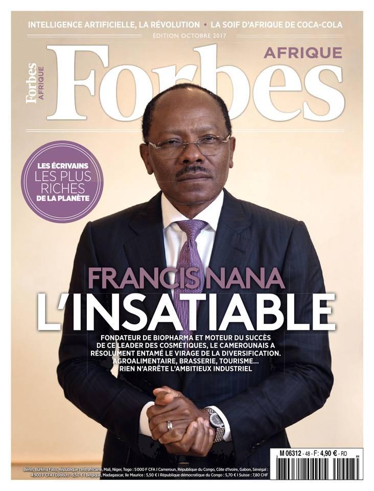 Forbes Afrique du 28 septembre 2017