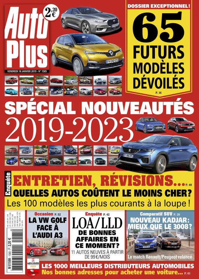Abonnement Auto Plus Pas Cher avec le BOUQUET ePresse.fr