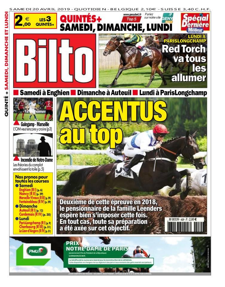 Abonnement Bilto Pas Cher avec le BOUQUET ePresse.fr