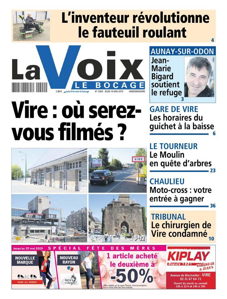 La Voix - Le Bocage du 16 mai 2019