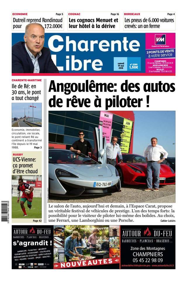 Abonnement Charente Libre Pas Cher avec BOUQUET INFO ePresse.fr