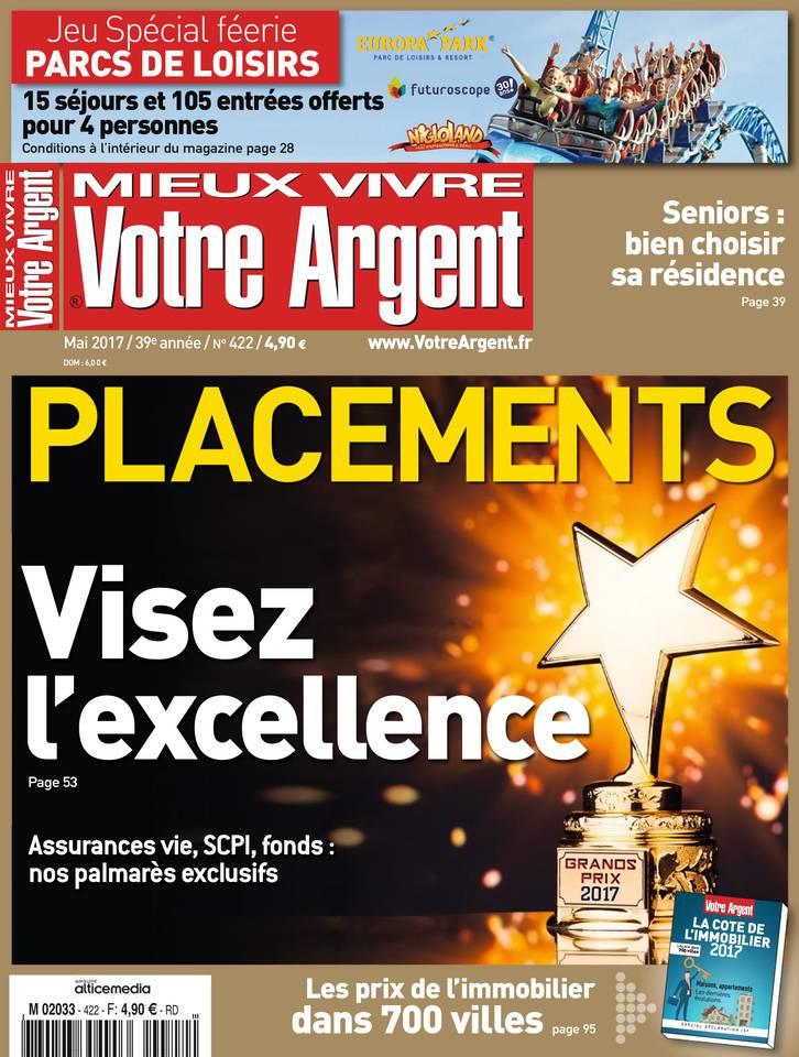 Abonnement Mieux Vivre Votre Argent Pas Cher avec le BOUQUET ePresse.fr
